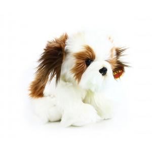 plyšový pes shih tzu 28 cm sedící - Cena : 288,- Kč s dph