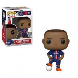 FUNKO POP Football: Kylian Mbappé (PSG) - Cena : 293,- Kč s dph