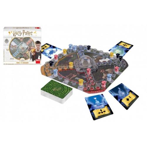 Harry Potter: Turnaj tří kouzelníků společenská hra v krabici 27x27x5cm - Cena : 350,- Kč s dph