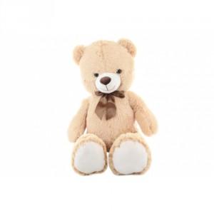 Plyš Medvěd béžový 100 cm - Cena : 299,- Kč s dph