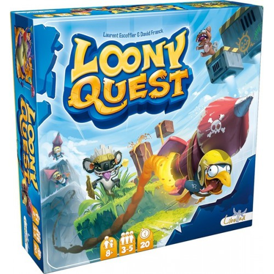 Loony Quest CZ - Cena : 253,- Kč s dph