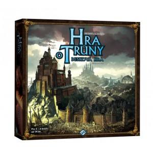 Hra o Trůny - desková hra - Cena : 1439,- Kč s dph