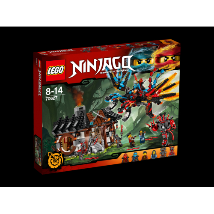 LEGO® Ninjago 70627 -  Dračí kovárna - Cena : 4999,- Kč s dph