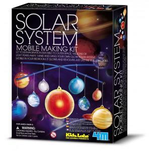 Vyrob si sluneční soustavu - Cena : 203,- Kč s dph