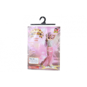 Šaty na karneval - Mořská panna 120 - 130 cm - Cena : 394,- Kč s dph