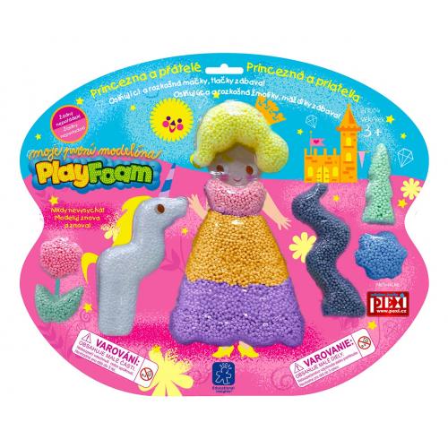 Playfoam - Princezna a Přátelé - Cena : 168,- Kč s dph