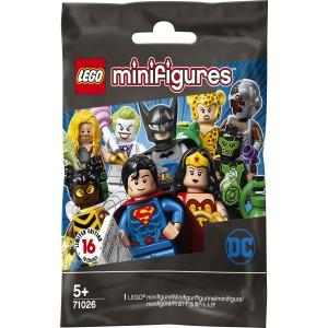 LEGO® Minifigurky 71026 - DC Super Heroes série - Cena : 99,- Kč s dph