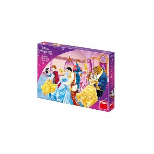 Princezny Na plese společenská hra v krabici 33,5x23x3,5cm - Cena : 323,- Kč s dph