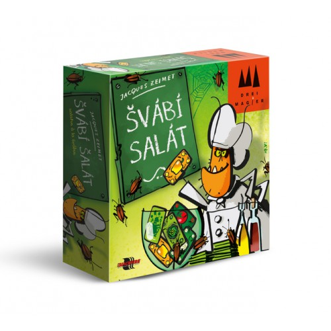 Hra Švábí salát - Cena : 249,- Kč s dph