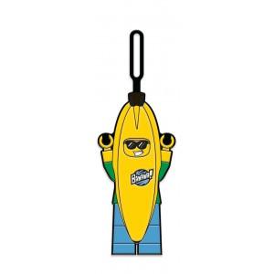 LEGO® Iconic Jmenovka na zavazadlo - Banana Guy - Cena : 96,- Kč s dph