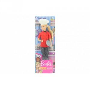 Barbie První povolání - šéfkuchařka o/s FXN99 - Cena : 439,- Kč s dph