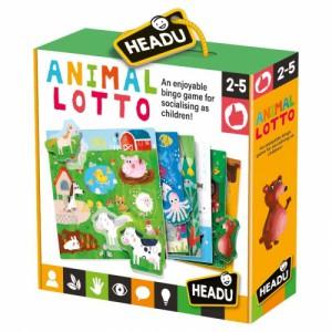 HEADU: Zvířecí Lotto Monetessori - Cena : 446,- Kč s dph