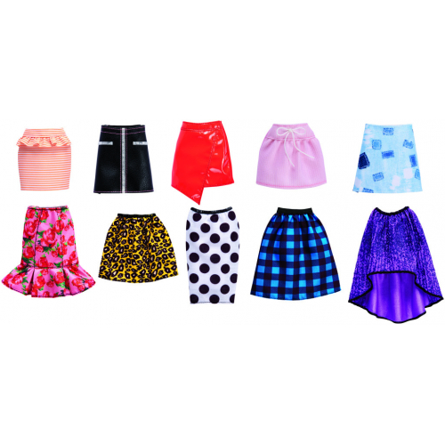Barbie Sukně a kalhoty - různé druhy - Cena : 107,- Kč s dph