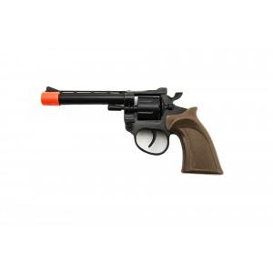 Pistole kapslovka plast 8 ran 20cm - Cena : 41,- Kč s dph
