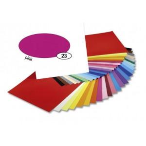 Barevný papír 300g A4- Růžový - Cena : 9,- Kč s dph