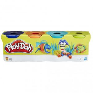 Play-Doh balení 4 tub - Cena : 139,- Kč s dph