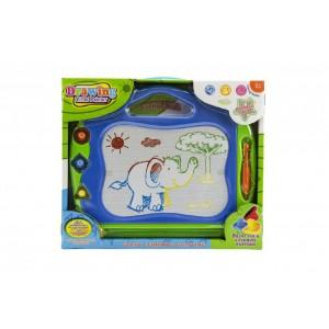 Magnetická tabulka kreslící plast - Cena : 269,- Kč s dph