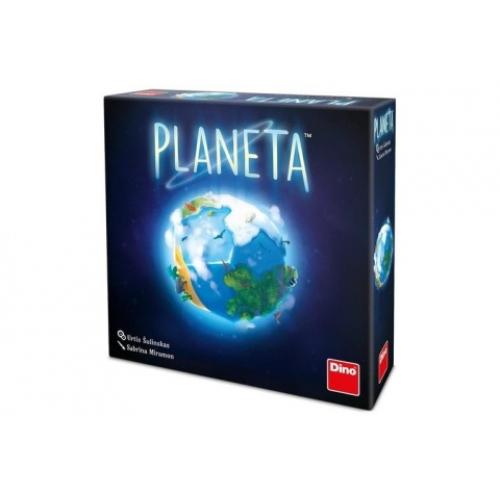 Planeta - rodinná hra - Cena : 827,- Kč s dph