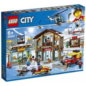LEGO® City 60203 - Lyžiarsky areál - Cena : 1490,- Kč s dph
