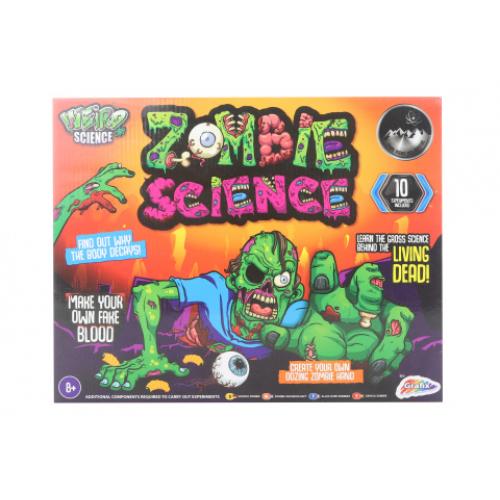 Zombie věda - Cena : 314,- Kč s dph