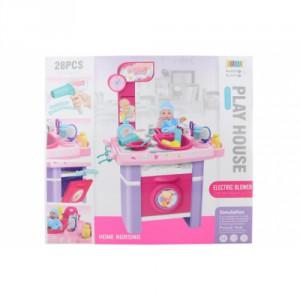 Přebalovací pult pro panenky - Cena : 817,- Kč s dph