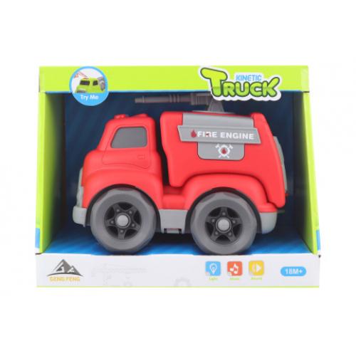 Baby auto hasiči na baterie - Cena : 258,- Kč s dph