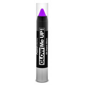 Tužka na obličej UV neon 3,5 g fialová (purple) - Cena : 73,- Kč s dph