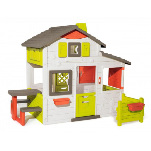 Domeček Neo Friends House rozšiřitelný - Cena : 7098,- Kč s dph