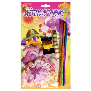 Květinové panenky - PTG-PG100 - Cena : 68,- Kč s dph