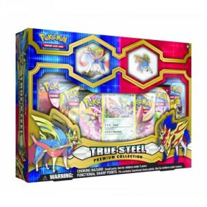 Pokémon TCG: True Steel Premium Figure Collection - Cena : 1072,- Kč s dph