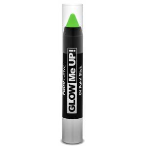 Tužka na obličej UV neon 3,5 g zelená (green) - Cena : 75,- Kč s dph