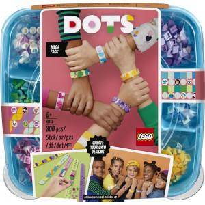 LEGO® DOTs 41913 - Mega balení náramků - Cena : 509,- Kč s dph