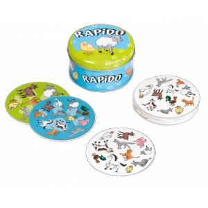 Cestovní hra Rapido - Cena : 196,- Kč s dph