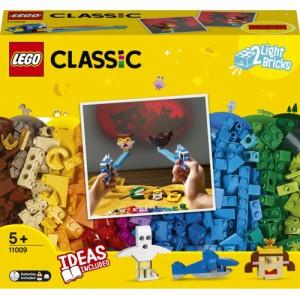 LEGO® Classic 11009 - Kostky a světla - Cena : 629,- Kč s dph