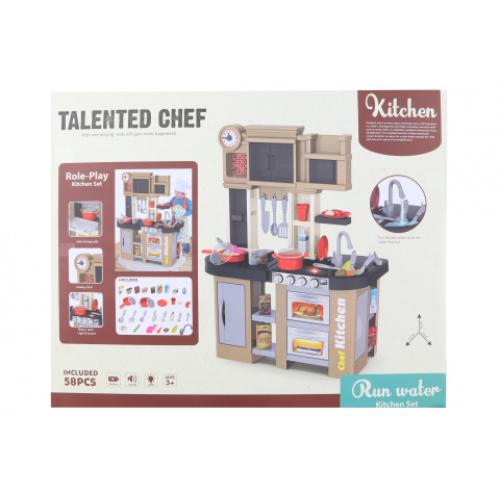 Kuchyňka 84 cm s doplňky - Cena : 770,- Kč s dph