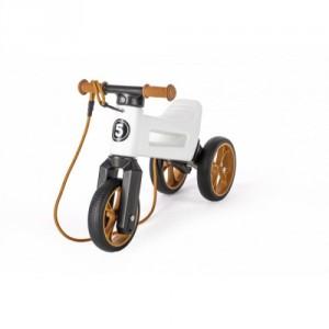 Teddies FUNNY WHEELS Rider SuperSport bílé 2v1+popruh 28/30cm vsáčku - Cena : 1049,- Kč s dph