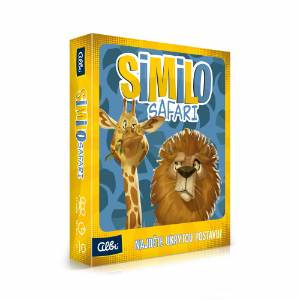ALBI Similo - Safari - Cena : 269,- Kč s dph