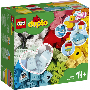 LEGO® DUPLO 10909 -  Box se srdíčkem - Cena : 389,- Kč s dph
