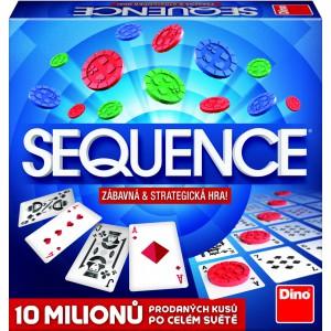 Rodinná hra Sequence - Cena : 459,- Kč s dph