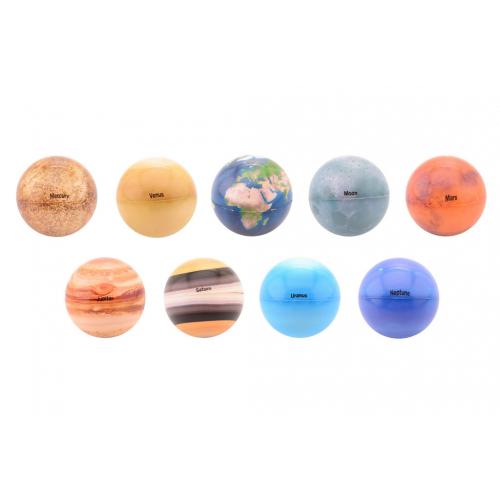 Míček Planeta Sluneční soustavy - Cena : 25,- Kč s dph