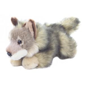 Plyš Kojot ležící 20 cm - Cena : 229,- Kč s dph