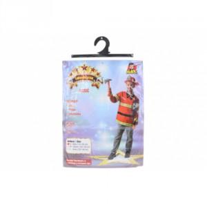 Šaty na karneval - hasič, 110 - 120 cm - Cena : 538,- Kč s dph