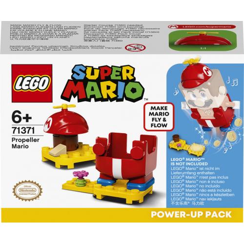 LEGO®® Super Mario™ 71371  Létající Mario – obleček - Cena : 209,- Kč s dph