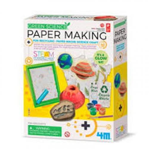 Výroba papíru - Cena : 251,- Kč s dph