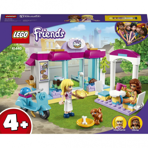 LEGO®® Friends 41440 Pekařství v městečku Heartlake - Cena : 399,- Kč s dph