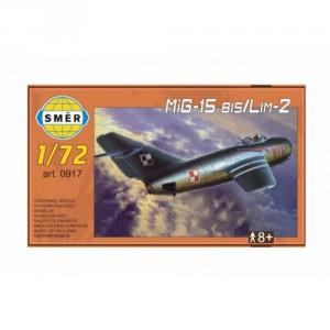 Model MiG-15 bis/Lim-2 1:72 15x14cm v krabici 25x14,5x4,5cm - Cena : 170,- Kč s dph