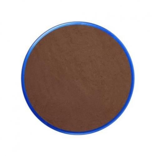 Barva na obličej 18ml - hnědá - Light Brown - Cena : 146,- Kč s dph