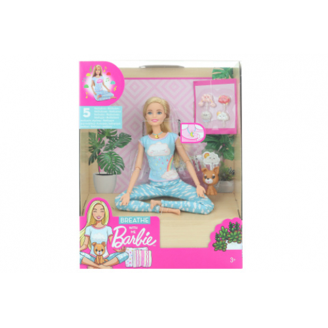 Barbie Wellness panenka a meditace GNK01 - Cena : 798,- Kč s dph