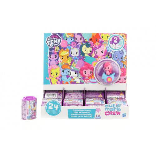 My Little Pony Překvapení v tubě Cutie Mark - Cena : 99,- Kč s dph