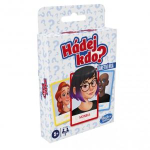 Karetní hra Hádej kdo - Cena : 169.9,- Kč s dph